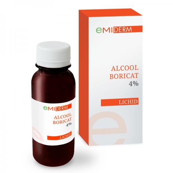 Alcool-Boricat